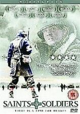 Saints and Soldiers 5055002530081 With Larry Bagby DVD Region 2