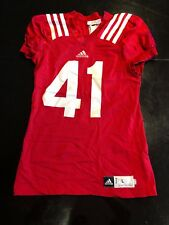 Game Worn Used UCLA Bruins Football Practice Jersey adidas #41 Size L