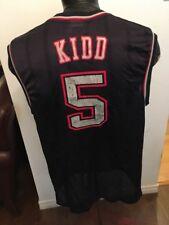 Adult Basketball Reebok Jersey M Nba New Jersey Nets #5 Kidd some wear to 5