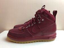 Nike Lunar Force 1 AF1 Duckboot Red UK 10 EUR 45 805899 600