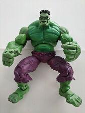 "Marvel Legends Icons Green Hulk Loose Figure 12"" inch PLEASE READ"