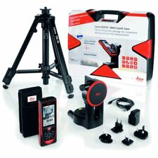 Leica DISTO D810 TOUCH LASER DISTANCE MEASURER PACKAGE 200m Tripod, Adapter,Case