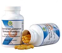 Joint & Inflammation Support Formula: Turmeric Curcumin Supplement