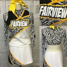 New listing Real Cheerleading Uniform  High School Adult Med
