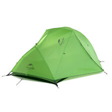 Naturehike Cloud Up Series 3 Person Tent - Green (NH18T030-T)
