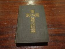 Antique 1899 German Book Die Schonheit Der Kathildjen Kirdje Religious Religion