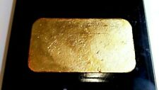 1329 Grams Scrap gold bar for Gold Recovery Melted Different Computer Coin Pins