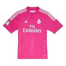 Camiseta de fútbol para hombres rosas