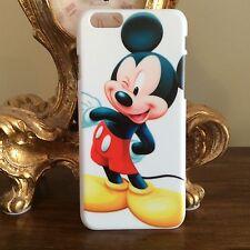 IPhone 6 Disney Mickey Minnie Mouse Funda de teléfono protectora dura delgada Regalo De Navidad