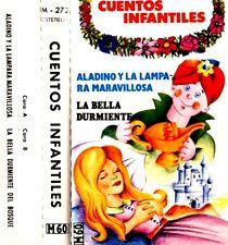 CAS - CUENTOS INFANTILES - ALADINO Y LA ... + 1 (NUEVO)