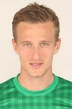 Football Photo>ANDERS LINDEGAARD Man Utd 2012-2013
