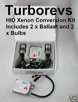 H7 6000K XENON HID CONVERSION KIT LIGHT AC VAUXHALL ASTRA H MK5 VECTRA C ZAFIRA