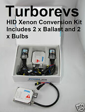 H7 6000K BRIGHT XENON HID CONVERSION KIT LIGHT AC HONDA CIVIC PEUGEOT 206 207