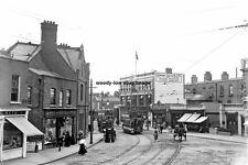 rp15526 - Junction , Rathmines , Dublin , Ireland - photo 6x4