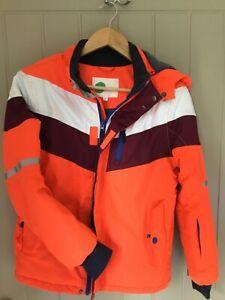 Boden all weather Waterproof ski jacket age 11-12
