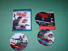 Knight and Day (Blu-ray/DVD, 2010, 3-Disc Set)