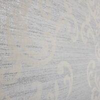 textured gray damask silver metallic faux grasscloth textures wallpaper rolls 3D