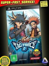Yu-Gi-Oh COLLECTORS 1st Ed+BONUS! Tag Force 5 for PSP 5DS card battle game manga