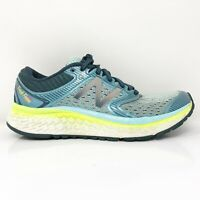 New Balance Womens Fresh Foam 1080 V7 W1080BY7 Gray Running Shoes Size 6.5 B
