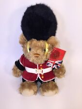 "London Queen's Guard 12"" Guardsman Keel Toys Plush (B983-V9)"