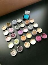 Ulta Beauty & Other Bare Minerals Mineral Swatch Eyeshadow Pots Lot Authentic