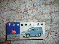 Morris Minor Van  RAC Road Service Ancienne Vanguards by Lledo en boite