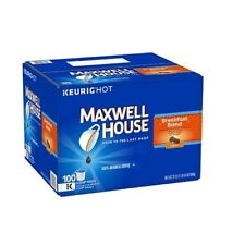 Maxwell House Breakfast Blend Coffee (100 K-Cups) FREE SHIP