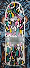 Vintage Ron Allen H-Street Mini 1988(?) Skateboard Deck Magnusson