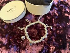 Links of London Sweetie bracelet with charms