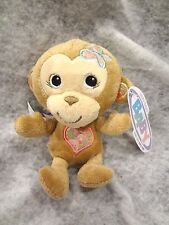 Mary Meyer Baby ~ Maddie Monkey Rattle 41300 ~ New with Tags ~ Free Shipping