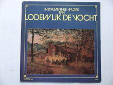 instrumentale muziek van LODEWIJK DE VOCHT   EUFODA 1068