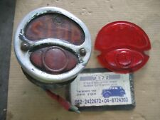 OLD HARLEY INDIAN FORD 28-31 Model A Tail Light Lamp Assembly Stop 2 Bulb Holder