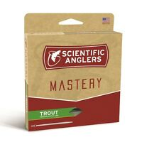 Scientific Anglers Mastery Trout Fly Line - WF5F - Color Optic Green/Green - NEW