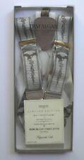 "Vintage Trafalgar Suspenders Limited Edition ""Hippocratic Oath"" #853 of 1000 LN"