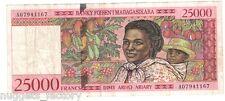 25000 Francs Madagascar Type 1998 TTB ( 527 )