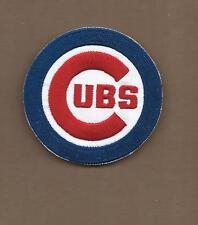 3 Inch Chicago Cubs Iron on Patch