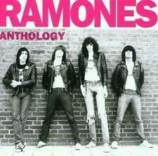 The Ramones Anthology [2 CD] - Ramones RHINO RECORDS