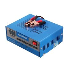 Car Battery Charger Automatic Intelligent Pulse Repair 130V-250V 200Ah 12/2 S3W1