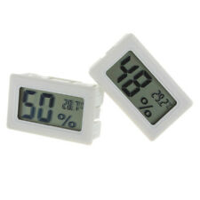 Mini Digital LCD Thermometer Humidity Meter Gauge Hygrometer Temperature Indoor