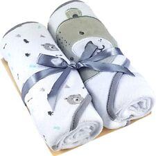 Baby Geschenkset 2st Kapuzenbade...