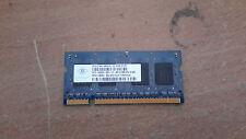 Nanya 512MB PC2-5300S-555-12-A2 - NT512T64UH8BOFN-3C