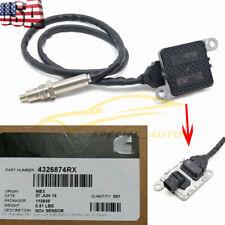 For Cummins 15.0L 11.0L l6 4326874RX Nitrogen Oxygen NOx Sensor Outlet Exhaust