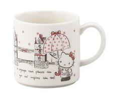 Hello Kitty London Mug Cup Umbrella HK102-11 Yamaka from Japan