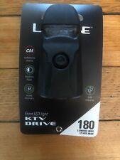 New LEZYNE KTV Drive Front LED Light - 180 Lumens