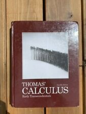 Thomas Calculus 12th Edition Ser.: Thomas' Calculus : Early Transcendentals...