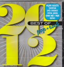 CD Best Of 2012 Hrvatska Pop i Rock Thompson Opca Opasnost Goran Bare Majke Hit