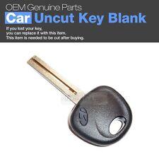 OEM Genuine Uncut Key Blank Ignition Blade for HYUNDAI 2011-2017 Accent Verna
