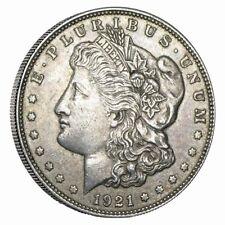 1921 Silver Morgan Dollar VG-XF