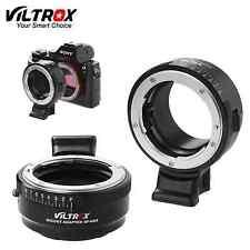 Nikon AF-S AI G Lens to Sony E NEX Mount Adapter for A7 A7Rii A7Sii NEX 7 6