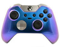"""Chameleon"" CUSTOM Un-Modded Microsoft Xbox One Elite  Wireless Controller"